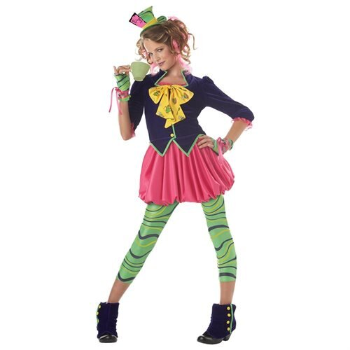 The Mad Hatter Child Costume 0