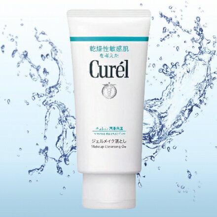 日本 Cruel 珂潤 潤浸保濕深層 卸粧 凝露 130g
