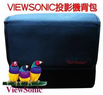 ViewSonic 優派 黑色多用途電腦包 筆電包 手提包 側背包 投影機包