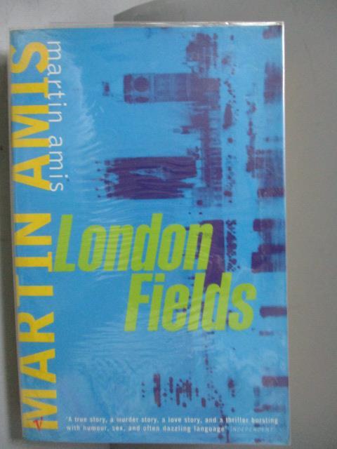 【書寶 書T9/原文小說_KCV】London Fields_Martin Amis