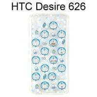 小叮噹週邊商品推薦哆啦A夢透明軟殼 [繽紛] HTC Desire  530 / 626 / 628 / 650 小叮噹【正版授權】