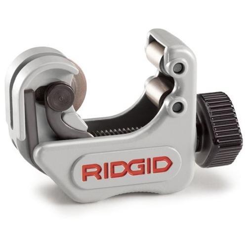 "RIDGID Model 103 Close Quarters Tubing Cutter, 1 1/2"" Tool Length, 1/8 5/8"" Cut Cap. 0"