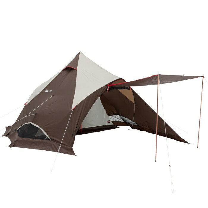 ├登山樂┤美國 Coleman 氣候達人 T.P. CREST 4S 露營帳篷 # CM-31567