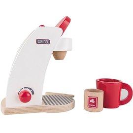 德國Hape愛傑卡角色扮演系列咖啡製作機-紅白限量版952元