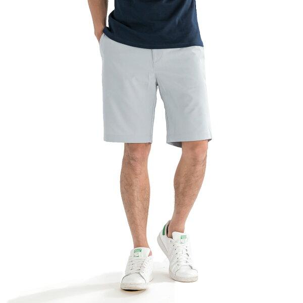 VEPRISTY:VEPRISTY紳士短褲(海貝灰)
