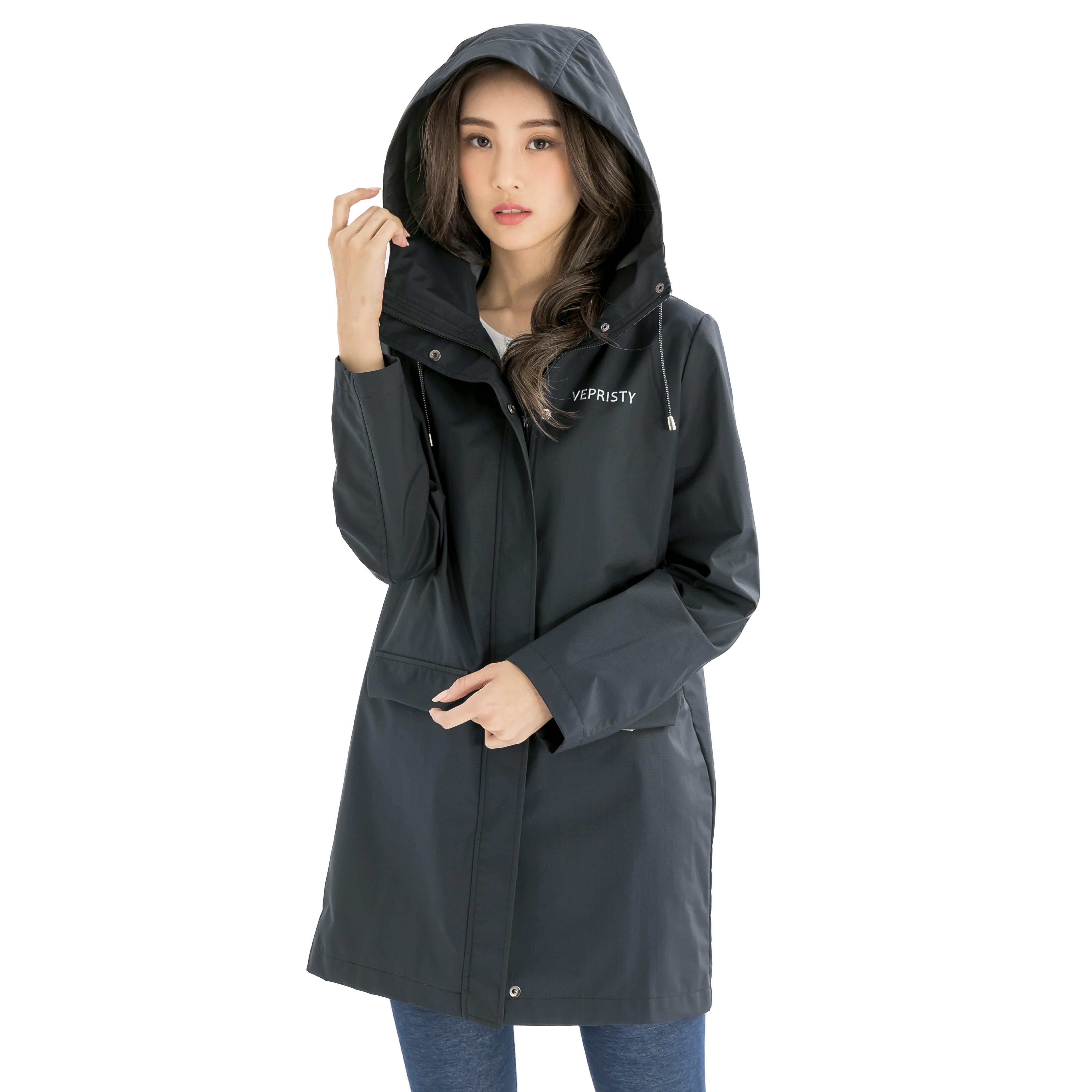 VEPRISTY gore-tex等級防水透氣風衣外套 (共3色)