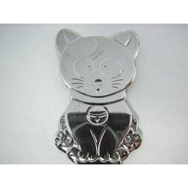 【福介生活館】日本進口動物叉子~不銹鋼~超可愛~小貓 造型~
