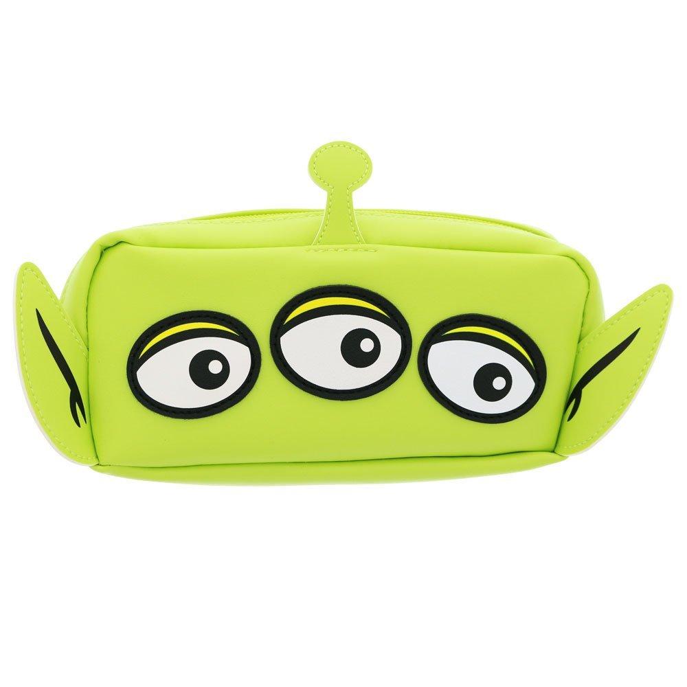 X射線【C540429】三眼怪 大臉筆袋,美妝小物包 / 筆袋 / 面紙包 / 化妝包 / 零錢包 / 收納包 / 皮夾 / 手機袋 / 鑰匙包 0