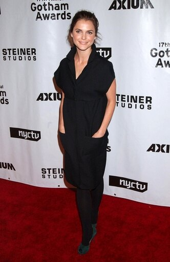 Keri-Russell-Wearing-A-Balenciaga-Dress-And-Christian-Louboutin-Shoes-At-Arrivals-For-17Th-Annual-Gotham-Awards-Steiner-Studios-Brooklyn-Navy-Y