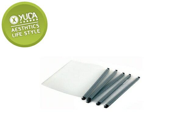 【YUDA】樹德櫃 A4-12F 懸掛式 資料吊夾 / 資料夾 /資料 整理(12入) (適用KD6F-2638)