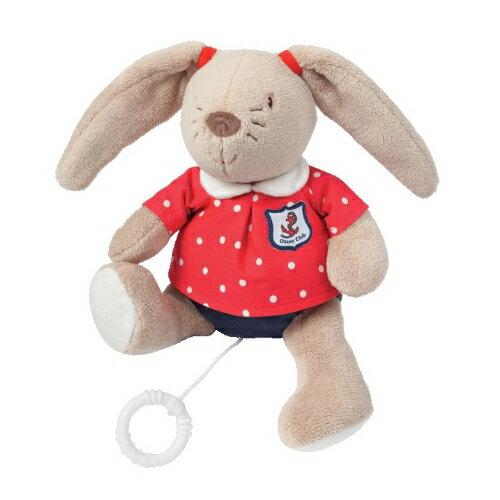 小奶娃婦幼用品:babyFEHN芬恩-海洋樂園航海兔拉環音樂