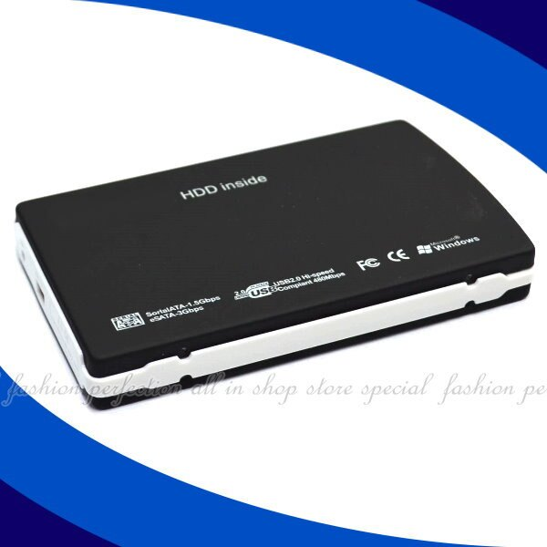 SATA硬碟盒 外接硬碟盒2.5吋 SATA 硬碟 外接盒SATA to USB2.0【DO451】◎123便利屋◎