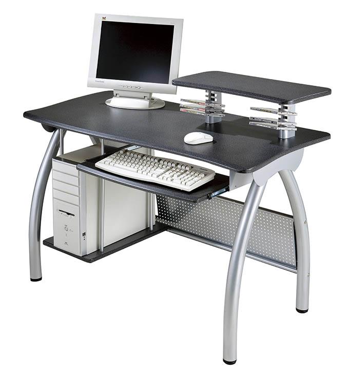 【尚品家具】JF-340-2 歐風4尺電腦桌(含上架)