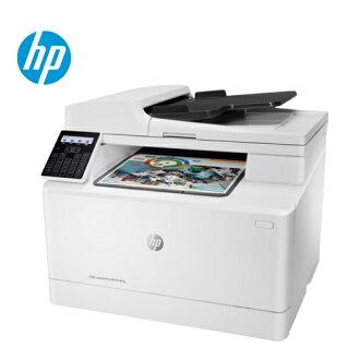 HP Color LaserJet Pro MFP M181fw 智慧雙頻無線彩雷傳真事務機【三井3C】