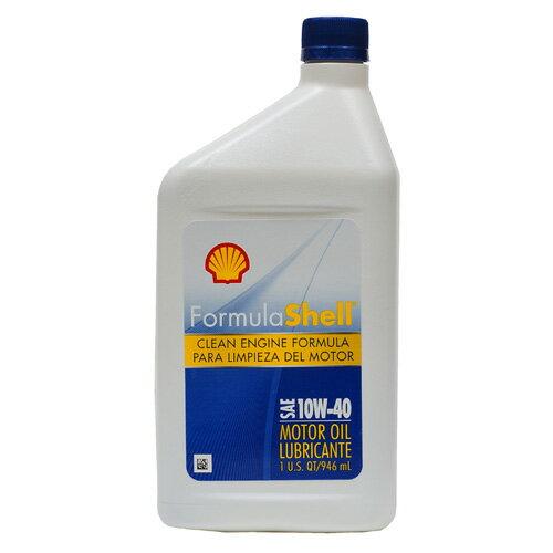 Shell Formula合成機油10w40 SN【愛買】
