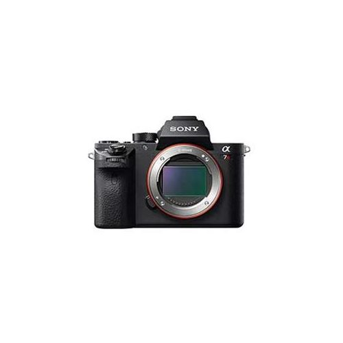 Sony ILCE7RM2/B a7R II 42.4-MP Full Frame Mirrorless Camera Body 1