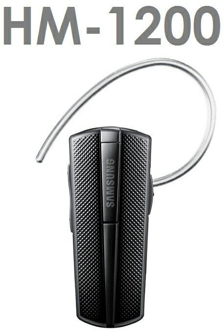 【原廠吊卡盒裝】三星 Sumsang Mono Headset HM-1200 原廠耳掛式藍牙耳機 HM1200