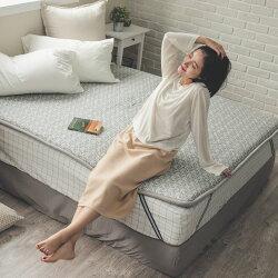 薄床墊  / 雙人5x6.2尺 / 多款任選 / 多用途 四季皆可用 羊毛 床墊 睡墊 遊戲墊 客廳墊 墊子