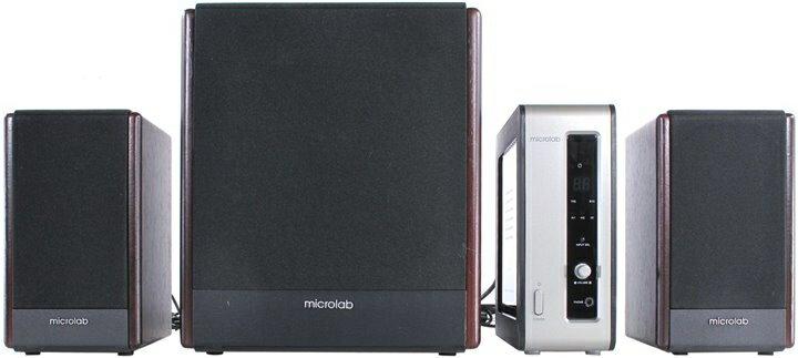 <br/><br/>  Microlab 麥博FC530 經典美聲 2.1聲道 4件式 店面提供試聽 加贈鐵三角音源線<br/><br/>
