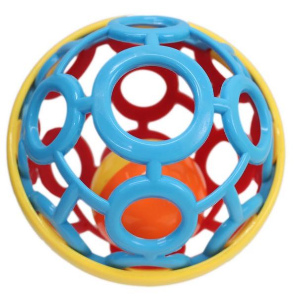 台灣製8.5吋按摩球 安全球 復健球尖球 直徑25cm(大) / 一個入 { 定90 }  刺刺球 玩具球 健身球 充氣球 訓練球~群 3