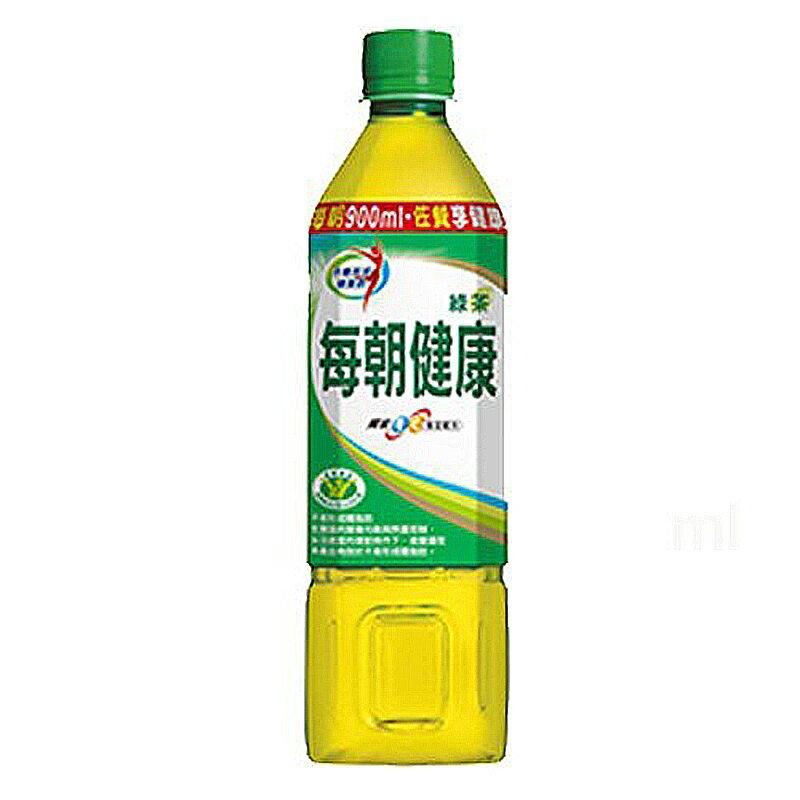 御茶園 每朝健康 綠茶 無糖 900ml【康鄰超市】 1