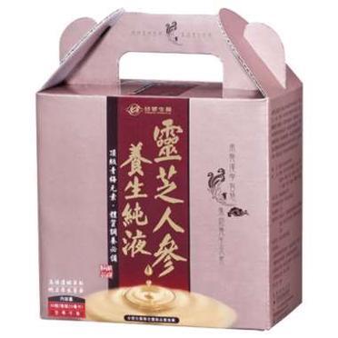 【台塑生醫】靈芝人參養生純液 (20ml x30瓶) 【樂寶家】美容飲品 滋補聖品