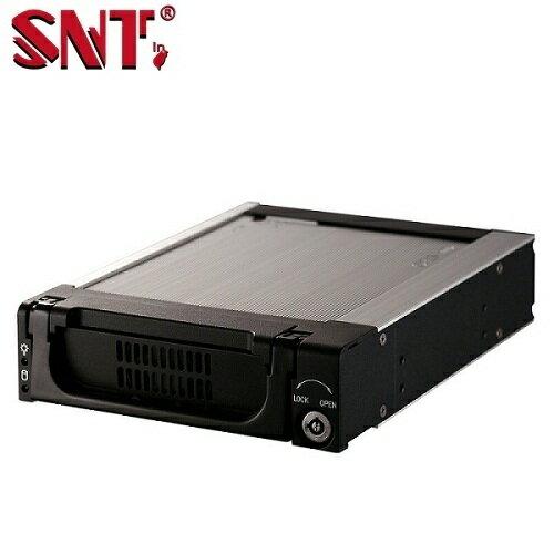 【迪特軍3C】SNT3.5吋SASSATA硬碟抽取盒(SNTST-135SATA)