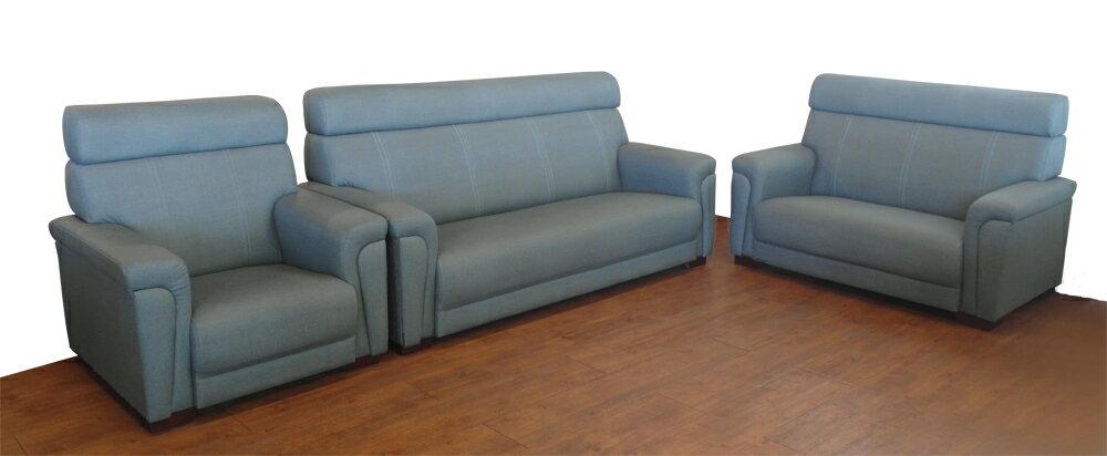 【尚品傢俱】610-18 人龍耐磨皮1+2+3沙發組