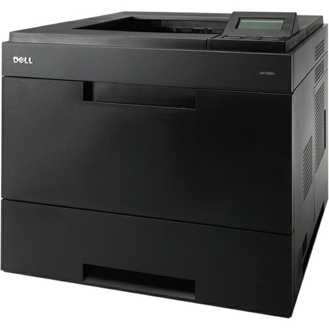 Dell 5330DN Laser Printer - Monochrome - 600 x 600 dpi - PC, Mac 0