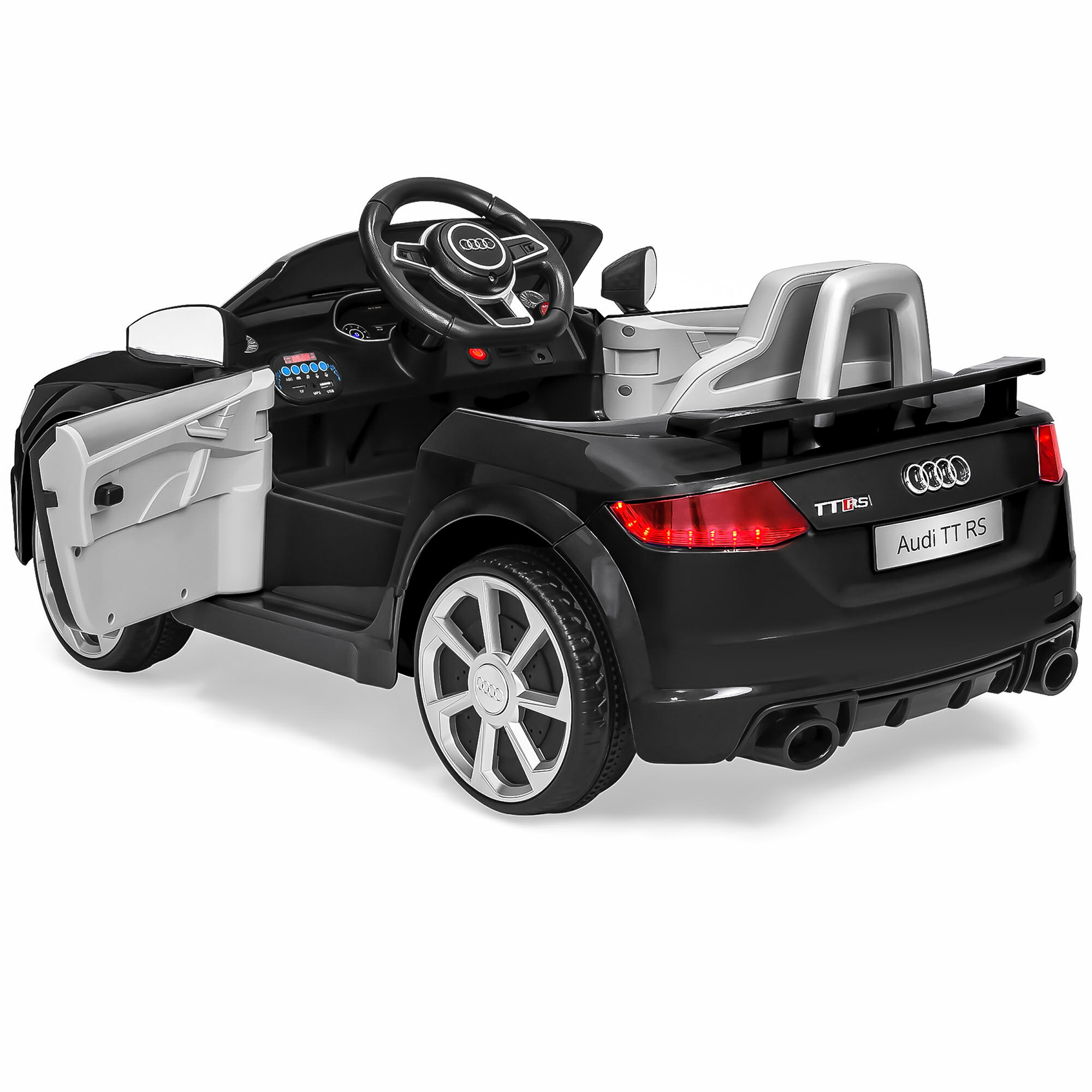 Bestchoiceproducts Best Choice Products 6v Kids Licensed Audi Tt Rs