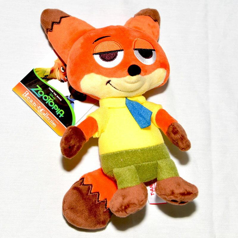 動物方程式 尼克 Nick 狐狸 廸士尼 日本正版商品 zootopia
