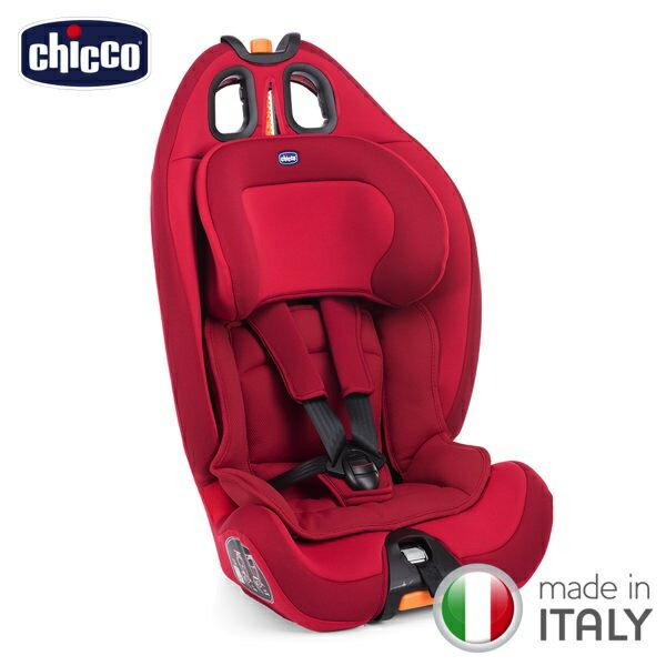 義大利【Chicco】Gro-Up123 成長型安全汽座(汽車安全座椅)(1~12歲) 2