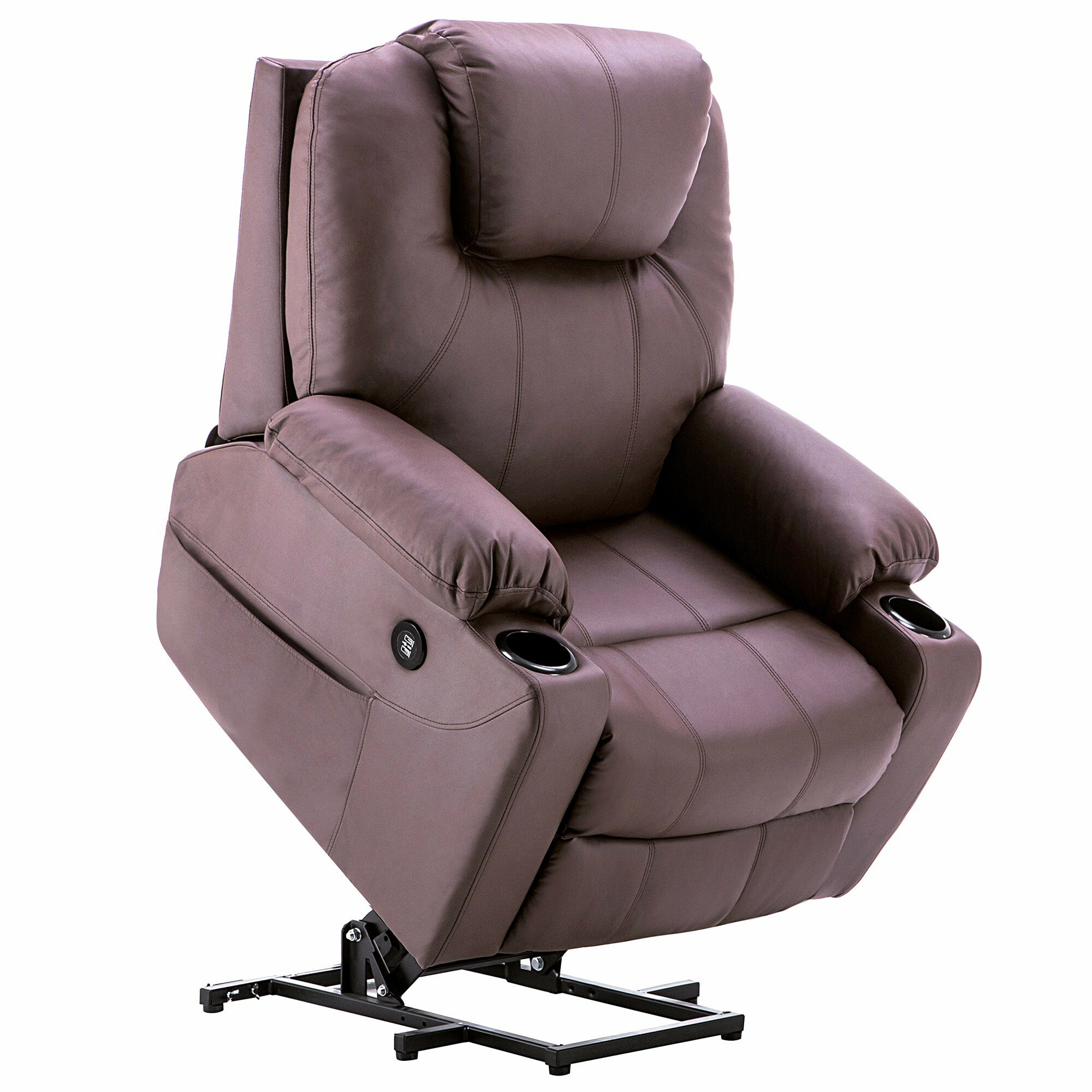 Fabulous Mcombo Electric Power Lift Recliner Massage Sofa Heated Chair Lounge W Remote Control Usb Charging Ports 7040 Gamerscity Chair Design For Home Gamerscityorg