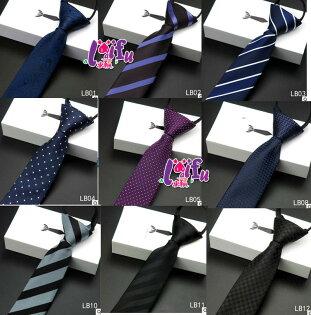 草魚妹:★草魚妹★k934拉鍊領帶長49寬5.5cm拉鍊領帶窄領帶窄版領帶,售價170元