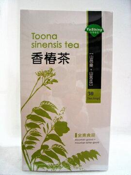 優杏~第二代新配方香椿茶(山芭樂+山苦瓜)3公克X30茶包/盒