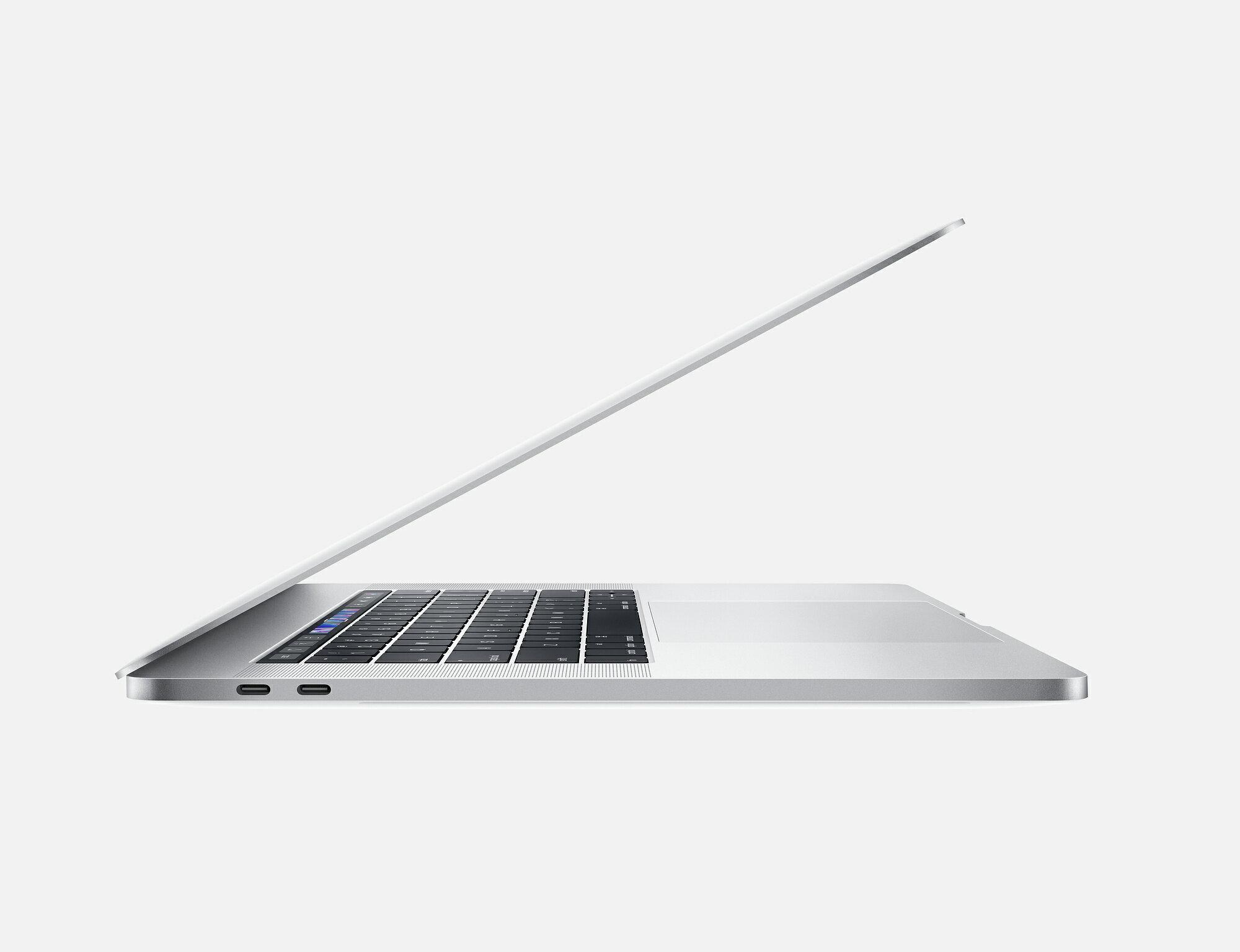 ★限時9折★ 2018 MacBook Pro 15吋 i7 / 2.6GHz / 16G / 512GB / Touch Bar(銀色) 台灣公司貨 佳成數位 1