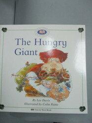 【書寶二手書T4/語言學習_JKF】The Hungry Giant巨人減肥記_東西圖書編輯部_附光碟.圖卡