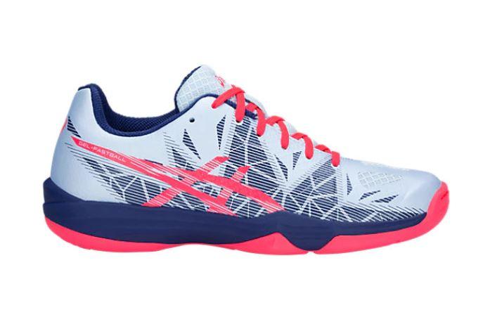 【登瑞體育】ASICS 女款排羽桌球鞋_E762N400-鞋7折