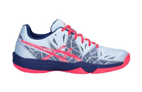 【登瑞體育】ASICS女款排羽桌球鞋_E762N400