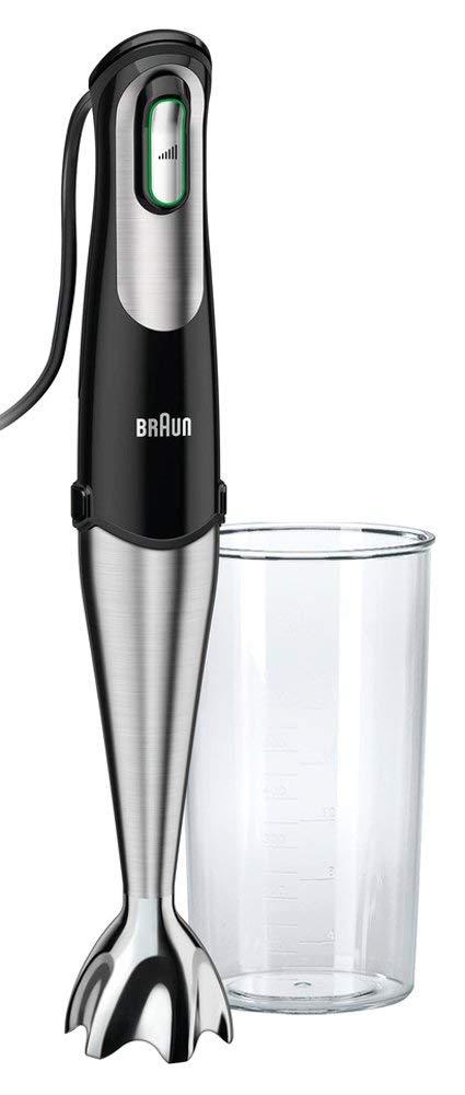 日本原裝 德國百靈 BRAUN MQ700 手持攪拌器 一台兩役 智能速度 日本必買代購