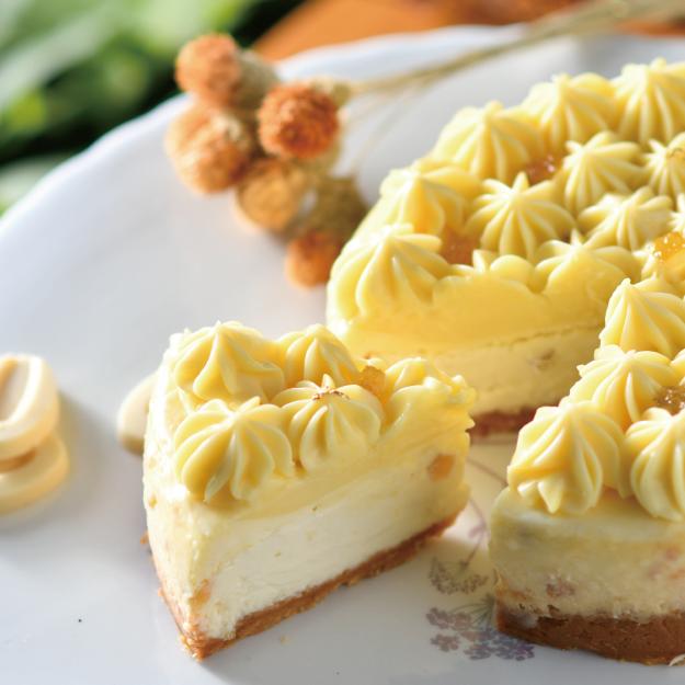◆含運費◆【柚香乳酪蛋糕】日本柚子丁  /  法芙娜柚子巧克力  /  澳洲乳酪【食感旅程Palatability】★618購物節狂歡 0