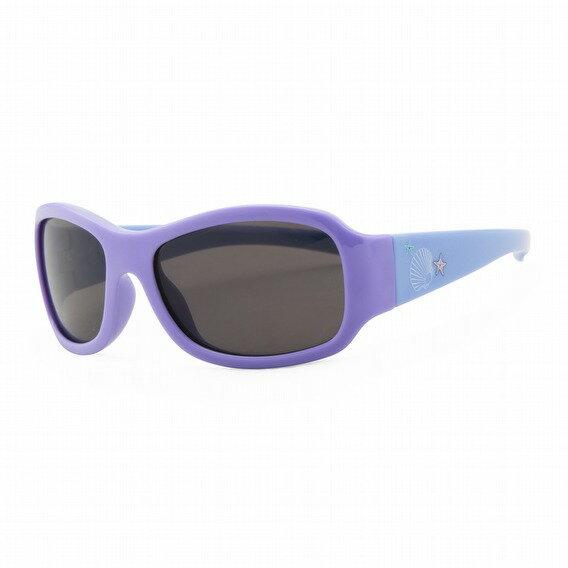 【淘氣寶寶】義大利CHICCO兒童專用太陽眼鏡24m+小美人魚紫
