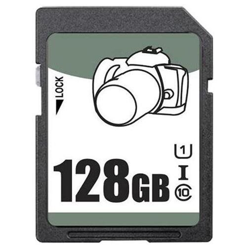 OEM 128GB SD SDHC 128GB SDXC Card Class 10 Ultra High Speed UHS-I for Camera & Camcorder 0