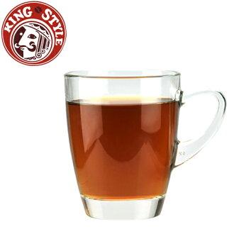 金時代書香咖啡 Tiamo MI0306 有柄馬克杯 306ml 六入
