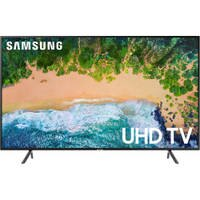 Samsung UN55NU7100FXZA 55-inch 4K Smart TV + $150 Dell GC