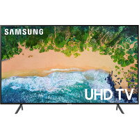 Deals on Samsung UN43NU7100FXZA 43-in 4K UHD TV