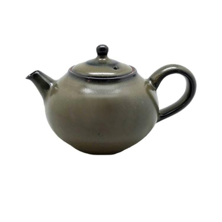 茶葉沫-知雲壺  茶壺-外星人餐具