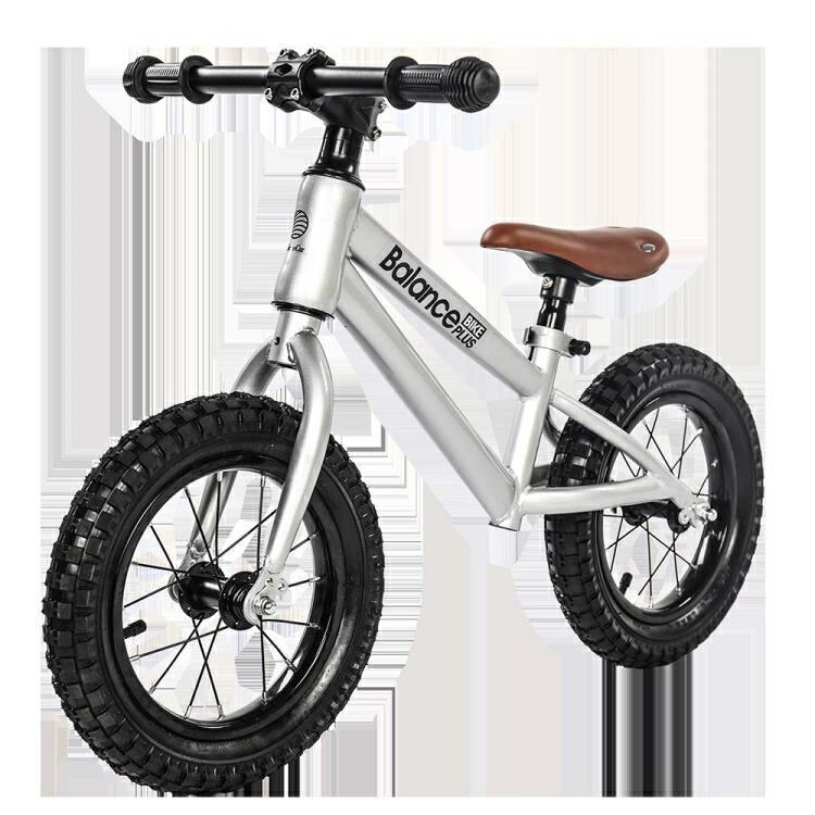 腳踏車 兒童平衡車2-6歲小孩滑步車男女孩寶寶滑行車無腳踏雙輪自行車 概念3C