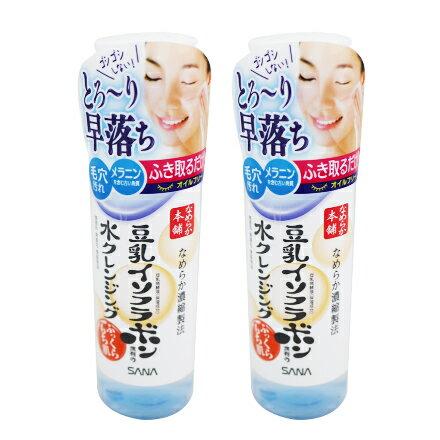 【敵富朗超巿】SANA豆乳美肌即淨保濕卸妝水 200ml 有效日期:2021.08.28