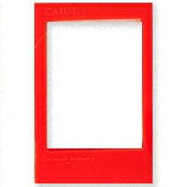 【拍立得配件】和信嘉 Mini 小相框 紅色 instax mini 富士 Mini8 / Mini25 / Mini50S / Mini70 / Mini90 / SP1